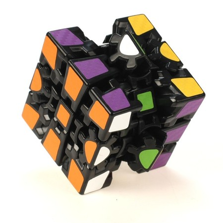 Головоломка Quick Finger Gear Cube v3